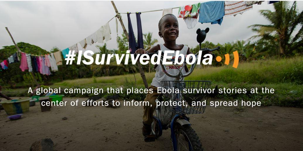 #isurvivedebola