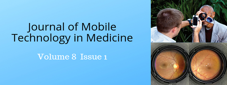 Journal of Mobile Technology in Medicine - mHealth Research